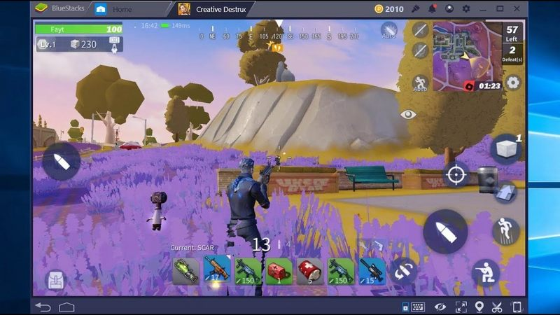 Creative Destruction pour PC et Mac