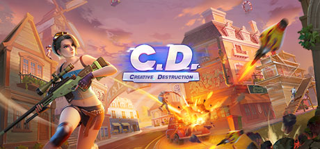 Creative Destruction sur PC